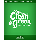 CleanGreenBook-Square  166x166 square