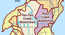 Watershed Maps & Flow Diagrams