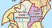 Watershed Maps & Flow Diagrams