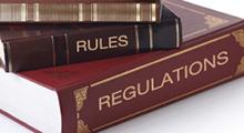 Regulations & Bylaws