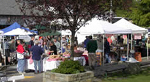 SSI Market in the Park