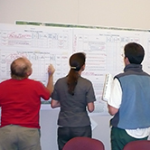 BCI members developing options for the Bowker Creek Blueprint