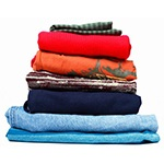 Clothing/Textiles (reusable condition)