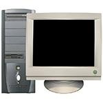 Computers, Monitors