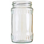 Glass Bottles and Jars (non-refundable)