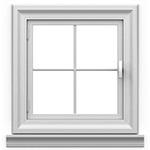 Glass (unbroken windows)