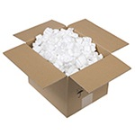 Styrofoam Packing Chips (Styrofoam peanuts)