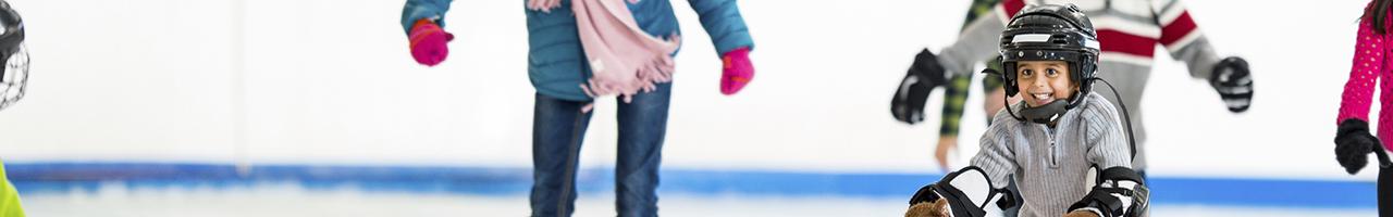 Skating and Arena