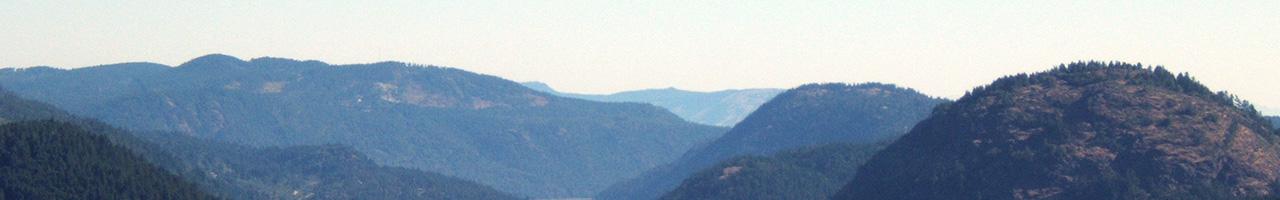 Sooke Hills Wilderness Trail