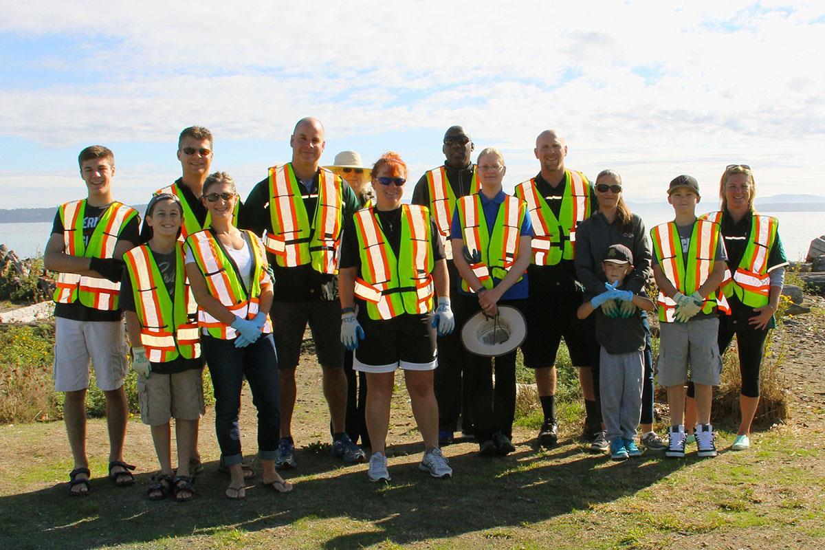 Volunteering for Regional Parks | CRD