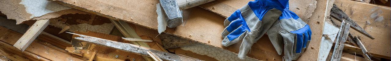 Construction & Demolition Waste Disposal