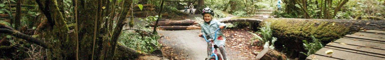 Salt Spring Island Family Bike Park