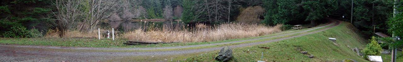 Gardom Pond Dam