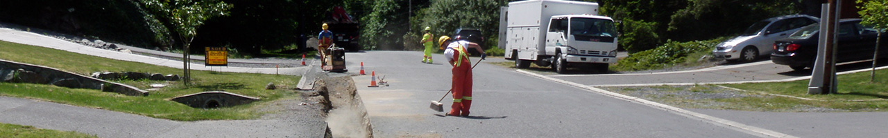 Deep Cove Water Main Upgrade